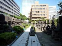 増上寺歴代大僧正の墓