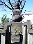 徳川信康(松平信康)の供養塔