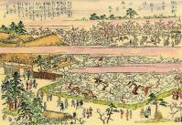 江戸名所図会の挿絵