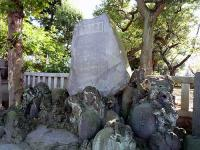牛嶋神社力石群