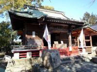 芳川神社社殿