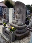 菱川師宣の墓