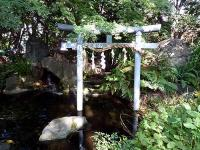 児盤水(小判水)の滝