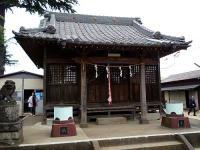 宝珠花神社社殿
