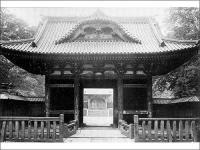 台徳院殿霊廟 惣門