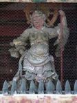 有章院(徳川家継)霊廟二天門