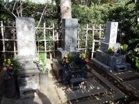 永井荷風墓