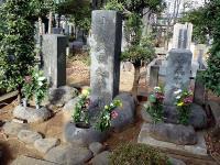 小泉八雲墓