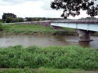 柴山伏越と常福寺橋
