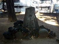 彰義隊顕彰の碑