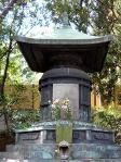 「文昭院殿(6代家宣公)」の石塔