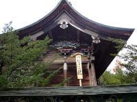本殿左の彫刻