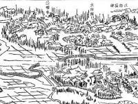 雑司ヶ谷・目白・高田・落合・鼠山全図