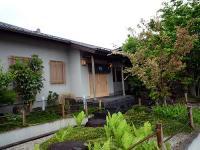 「鈴庵」の庭