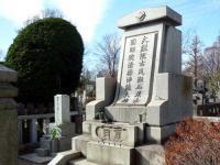 夏目漱石墓