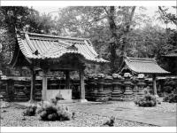 有章院殿 霊廟 水盤舎及び井戸屋形