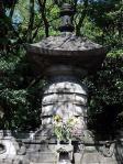「惇信院殿(9代家重公)」の宝塔