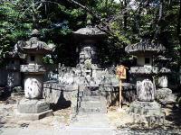 「慎徳院殿(12代家慶公)」の宝塔