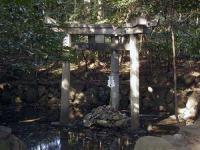 木島神社三柱鳥居