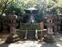 「静寛院和宮」の宝塔