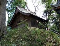 日枝神社本殿