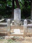 山内一輝の墓