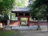 永昌寺 山門