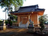足立神社拝殿