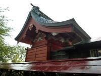 足立神社本殿