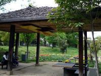 かおり音の家/水底のベンチ