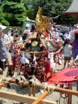 上新町子供神輿