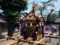 愛宕神社神輿
