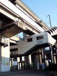 ニューシャトル沼南駅