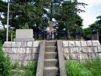 寿能城址石碑