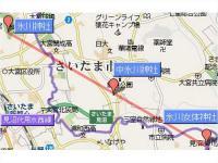 氷川三社マップ