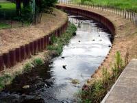 加田屋落し都市下水路