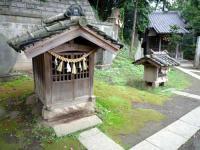 「天神社」と「恵比寿尊」