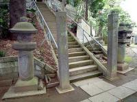市指定文化財 石燈籠