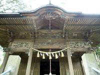 前玉神社 社殿