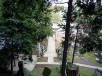 前玉神社 境内