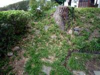 石室の壁材