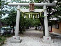 広瀬神社鳥居