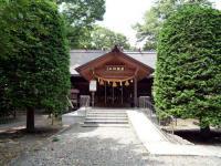 広瀬神社社殿