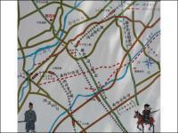 鎌倉街道略図