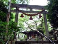 八幡神社二の鳥居