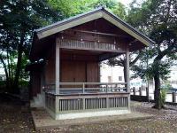 堀兼神社神楽殿