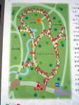日本一長いバラのトンネル