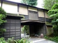 旧本多家住宅長屋門