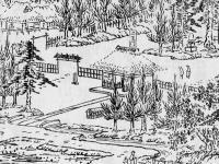 江戸名所図会の仁王門