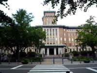 神奈川県庁舎